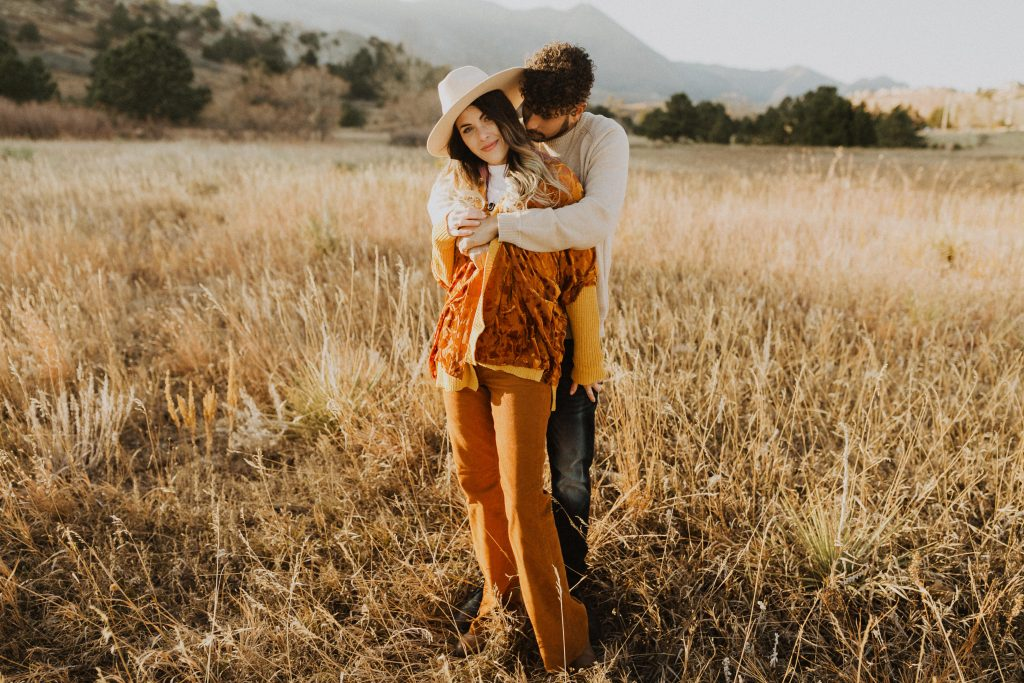 Colorado Rocky Mountain Ute Valley Wedding Engagement Session_ Grace Bunch022